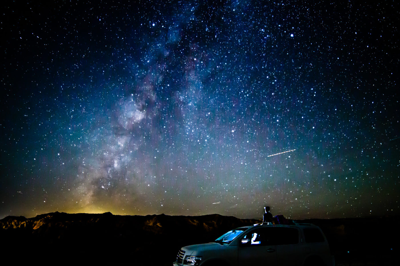 Snow Canyon Milky Way Observer